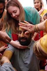 Maiyan (Maria Spadafora (@BloodyNoraDJ)) Tags: anandkaraj wedding sikhwedding mehndi henna food party bhangra gidhaboliyan cake boliyan singing dancing marriage ceremony gurdwara gnnsj leeds punjabi sikhism colourful amarwedsnims2019 amardev neelam family celebration
