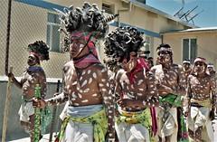 Tarahumara Easter Parade 1 (Caravanserai (The Hub)) Tags: tarahumara raramuri mexico easter semanasanta
