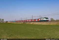 Last ones... (Marco Stellini) Tags: e402a fs trenitalia thellò milano genova certosa pavia eurocity