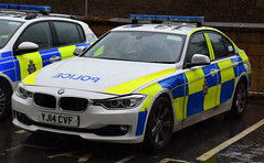 West Yorkshire Police- YJ14 CVF (Chris' 999 Pics) Tags: west yorkshire police bmw 330d saloon diesel rpu roads policing unit traffic car anpr automatic number plate recognition pursuit motorway patrol road safety protection law enforcement security 999 112 yj14cvf