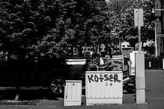 (schrst) Tags: black white blackandwhite bw nikon d3400 outside blackwhitephotos blackwhite building buildings shadows shadow light lights street streetphotography photography graffiti stickers sticker urban urbanphotography pop constract nikond3400 55200mmlens