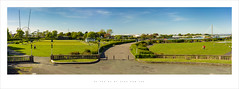 (Parallax Corporation) Tags: panorama southport sonya7rii sonyfe35mm28 park gardens seaside classicseasidetown milleniumbridge wideangle kingsgardens