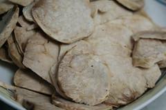 Sliced kama (hey tiffany!) Tags: food kama deserttruffle mushroom