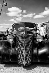 Chevrolet in Black&White