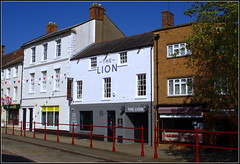 The Lion (Lotsapix) Tags: northamptonshire daventry pub inn tavern bar ale alehouse