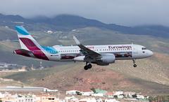 A320 | D-AEWS | LPA | 20190408 (Wally.H) Tags: airbus a320 daews eurowings avis lpa gclp grancanaria laspalmas airport