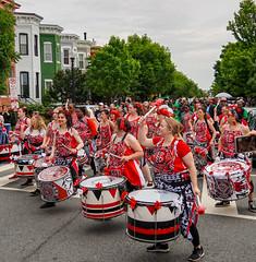 2019.05.11 DC Funk Parade featuring Batala, Washington, DC USA 02255