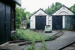 Charleroi (Jan Dreesen) Tags: hainaut henegouwen belgië belgique asvi sncv nmvb tram vicinal buurtspoorwegen charleroi gosselies depot stelplaats