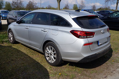 2017 Hyundai i30  Kombi Heck (Joachim_Hofmann) Tags: auto fahrzeug verbrennungsmotor ottomotor kombi kraftfahrzeug kfz