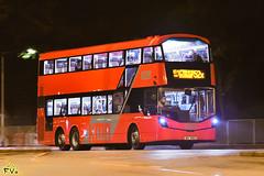 KMB Volvo B8L 12m (Wright Gemini Eclipse 3 Bodywork) (kenli54) Tags: kmb kowloonmotorbus kowloonbus v6b v6b3 wa9180 52x bus buses hongkongbus hongkong doubledeck doubledecker noadv glassstair volvo b8 b8l wright wrightbus gemini eclipse