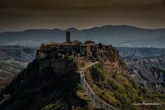 Civita di Bagnoregio (Luca-Anconetani) Tags: cityscape bagnoregio italy landscaspes lazio vt borgo civitadibagnoregio