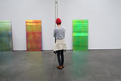 Surprised (YIP2) Tags: painting sculpture installation exhibition watcher depont tilburg art museum modernart abstract annveronicajanssens gaufrettesequenceno2