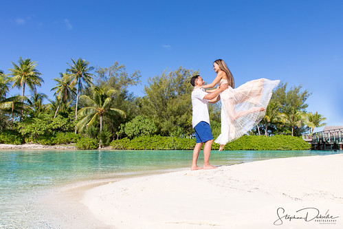 Ana & Jeffrey - The Intercontinental Thalasso - Bora Bora