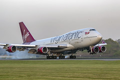 G-VAST 747 Virgin (COCOAJAMESON) Tags: wing wings egcc engines engine ringway runway tyres travel inflight outdoors photography plane photoshoot photo airport aircraft airplane avgeek aviationgeek aeroplane av8 aviation airliner arrivals spotting flying flight fast jetaircraft jetengine jetliner jet justlanded jets landing canon canon7dmkii canon100400mm nose manchesterairport manchester manairport man boeing 747 747400 virgin