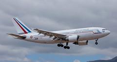 A310 | F-RADC | LPA | 20190408 (Wally.H) Tags: airbus a310 fradc arméedelair frenchairforce lpa gclp grancanaria laspalmas airport