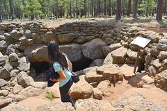 Lava River Cave in Coconino National Forest (Pictures by Ann) Tags: olivia arizonatrip arizona2017 arizona az cocochino coconinonationalforest lavatubes unsupervised onyourown explore exploration fun discovery underground cold chilly flagstaff exterior cave exteriorofthecave