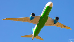 Uzbekistan UK78704 (uzbekspotter) Tags: uk78704 uzbekistan dreamliner b787800 pulkovo tashkent uzairways