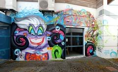 Bang KREW (Thethe35400) Tags: artderue arteurbano arturbain arturbà arteurbana calle fresque grafit grafite grafiti graffiti graffitis graff mural murales muralisme plantilla pochoir stencil streetart schablone stampino tag urbanart wall