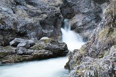 Kuhschluchtwasserfall (Cornelia1989) Tags: tamron deutschland landscape landschaft nature wasser farchet wald natur bäume wandern oberbayern garmisch canon70d wanderer bach water kuhschluchtwasserfall bayern