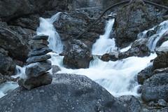 Kuhschluchtwasserfall (Cornelia1989) Tags: wanderer deutschland landscape landschaft nature water farchet bayern natur bäume wandern oberbayern garmisch canon70d wanderung kuhschluchtwasserfall tamron wasser wald