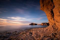 La Isleta del Moro II (Toni de Ros) Tags: cabodegata laisletadelmoro almería mediterraneo sunrise amanecer mar paisaje largaexposición