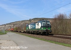 193 251 (Daniel Wirtz) Tags: 193 193251 vectron wlb wlc wienerlokalbahnen wienerlokalbahnencargo ell europeanlocomotiveleasing deloc thüngersheim