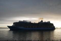 Anthen of the Seas (jelpics) Tags: anthemoftheseas cruise cruiseships cruiseportboston royalcaribbean rayflynncruiseport boat boston bostonharbor bostonma harbor massachusetts ocean port sea ship vessel