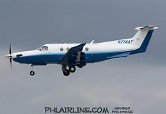 N774AF (PHLAIRLINE.COM) Tags: philadelphiainternationalairport kphl phl bizjet spotting spotter airline generalaviation planes flight airlines philly