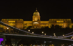 Parliament Building Budapest (rschnaible) Tags: budapest hungary europe night photography architecture building cityscape outdoor history parliament long exposure