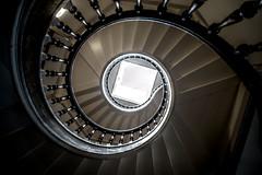 Spiral Staircase HDR (Jiri Hazekk) Tags: spiral staircase stairs house haus treppenhaus stufen treppe indoor architektur architecture innenarchitektur