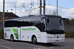 YJ18BCO  Enterprise Travel, Darlington (highlandreiver) Tags: yj18bco yj18 bco enterprise travel darlington temsa bus coach coaches carlisle cumbria