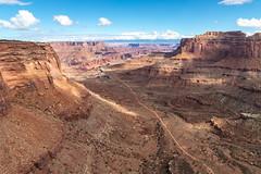 Shafer Trail (mfeingol) Tags: utah shafertrail moab canyonlands potashroad canyonlandsnationalpark