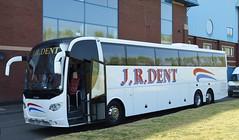 ET10MTT  JR Dent, North Kelsey (highlandreiver) Tags: et10mtt et10 mtt jr dent north kelsey scania omni express bus coach coaches motts aylesbury carlisle cumbria brunton park