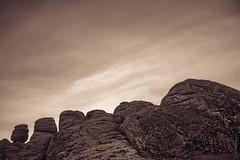 Hay Tor (FlickrDelusions) Tags: devon dartmoor duotone landscape hdr haytor