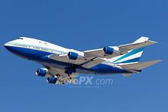 Las Vegas Sands Boeing 747SP-21 - VQ-BMS (AeroPX) Tags: aeropx boeing boeing747 boeing747sp caryliao klas las lasvegas lasvegasmccarraninternationalairport lasvegassands nv nevada vqbms httpaeropxcom httpcaryliaocom