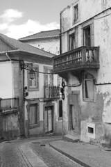 The balcony (2) (lebre.jaime) Tags: portugal beira covilhã house decay balcony nikon d600 afsnikkor5018g ff fullframe bw blackwhite noiretblanc pb pretobranco ptbw degradation fx