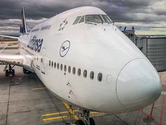 Lufthansa Boeing 747 - FRA Airport Frankfurt Germany (mbell1975) Tags: chantilly virginia unitedstatesofamerica lufthansa boeing 747 fra airport frankfurt germany lughawe lufthavn flughafen aeropuerto aéroport aeroport aeroporto vliegveld lufthamn havaalani aerodrom flygplats deutschland german jet passenger plane airplane lh jumbo widebody
