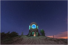 You are here (ddimblickwinkel) Tags: nikon d810 nachthimmel sterne ufo art bea himmel abend sky night alien stars tamron