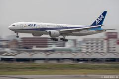 Fukuoka Airport 2019.4.13 (48) (double-h) Tags: omd em1markii omdem1markii lumixgxvariopz45175mmf4056asphpowerois rjff fuk fukuokaairport 福岡空港 airplane 飛行機 observationdeck 展望デッキ