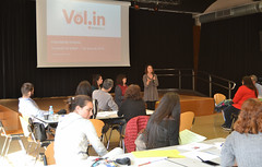 VOL.IN - Sessions de treball de voluntariat inclusiu a Bcn (01.03.19 / 10.05.19 / 04.10.19)