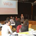 VOL.IN - Sessions de treball de voluntariat inclusiu a Bcn (01.03.19 / 10.05.19)