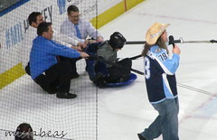 Human Hockey Puck I (mistabeas2012) Tags: ahl hockey