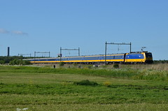 12.05.2019 (I); Laat diner (chriswesterduin) Tags: ns trein train zug middendelftland traxx br186 bombardier icr icrm icd intercitydirect