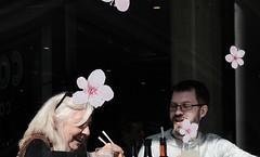 Cafe Culture (Bury Gardener) Tags: suffolk streetphotography street streetcandids snaps strangers candid candids people peoplewatching folks england eastanglia uk 2019 fuji fujixt3 fujifilm burystedmunds britain arc thearc