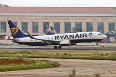 EI-DAP Boeing 737-8AS Ryanair AGP 01-04-19 (PlanecrazyUK) Tags: lemg malaga–costadelsolairport malaga costadelsol eidap boeing7378as ryanair agp 010419