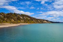 Bluffs (dunescape) Tags: lakeontario toronto scarboroughbluffs beach sand spring blufferspark nikkor1430f4