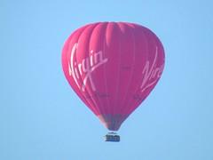 Virgin Hotair Balloon G-VBAS #virgin #hotair #Balloon #Canon #SX530HS #G-VBAS (Bucks photographer) Tags: canon virgin hotair balloon sx530hs gvbas