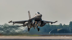 Lockheed Martin F-16C Jastrząb (4041) (Michał Banach) Tags: 31bazalotnictwataktycznego epks f16 krzesiny lockheedmartinf16cjastrząb nikond850 poland polishairforce polisharmy polska sigma60600mmf4563dgoshsms018 airbase aircraft airplane aviation fighter jet lotnictwo military warplane