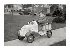 Vehicle Collection (9616) - Pedal Car (Steve Given) Tags: socialhistory familycar automobile pedalcar