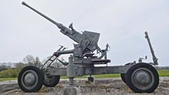 Canon anti aerien BOFORS 40 mm - HDR Standard (CHRISTOPHE CHAMPAGNE) Tags: 2019 benouville normandie france pegasus bridge memorial canon anti aerien aa 40 mm bofors hdr standard